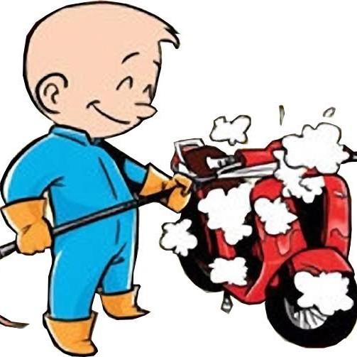 CUCI SEPEDA MOTOR