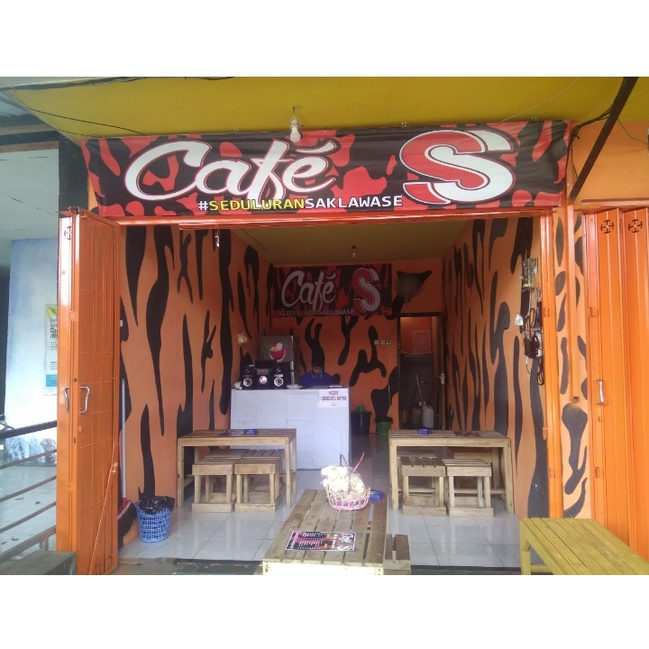 Cafe SS Seduluran Selawase