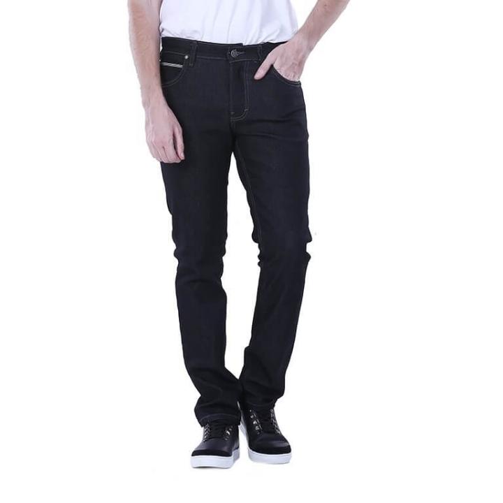 Celana Denim Pria Distro Jeans - H 4180