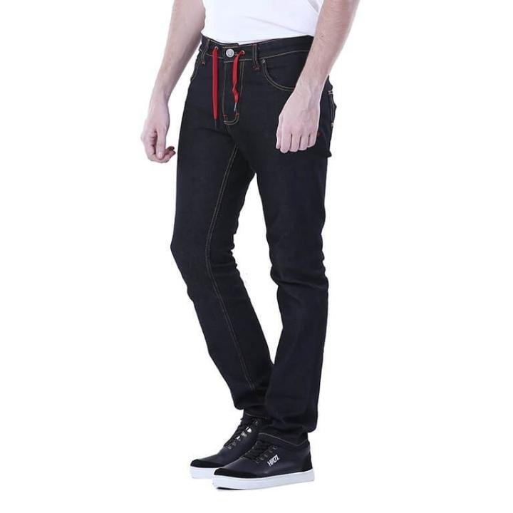 Celana Jeans Pria Distro Denim - H 4178