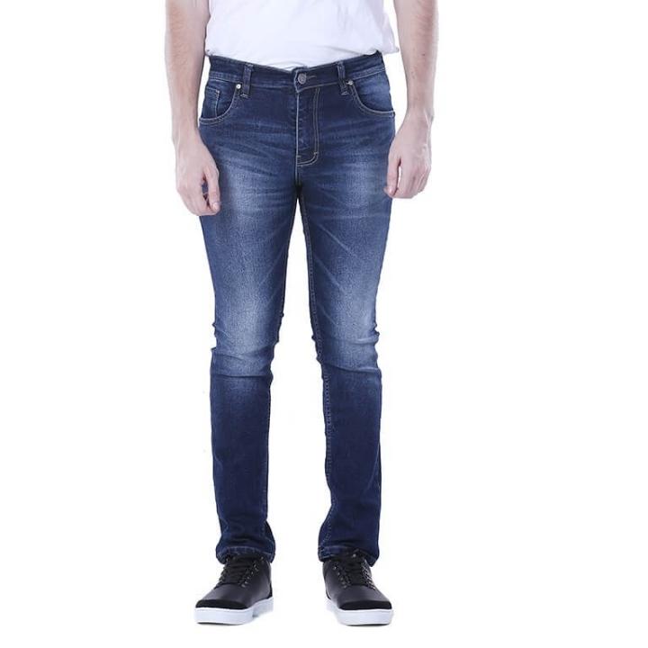Celana Jeans Pria Distro Denim - H 4181