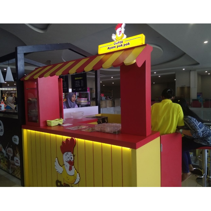 Chipok Ayam pok-pok - Gm Plaza