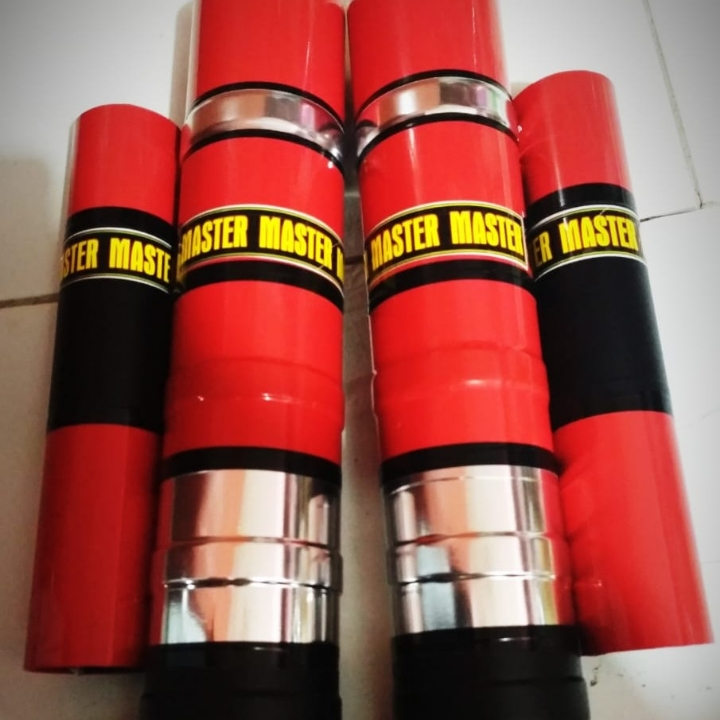 Cover Shock Ninja 250 Fi Karbu  5