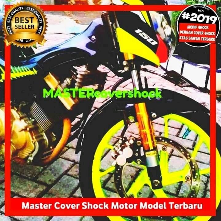 Cover Shock Satria Fu