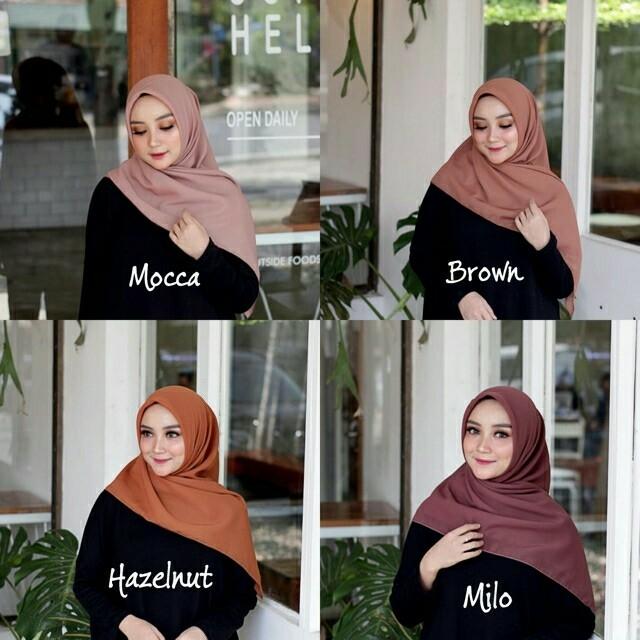 DE Hijab Bella Square