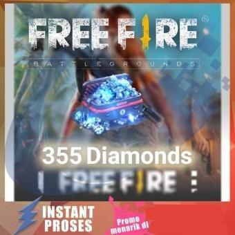 Diamond Free Fire 355