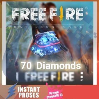 Diamond Free Fire 70