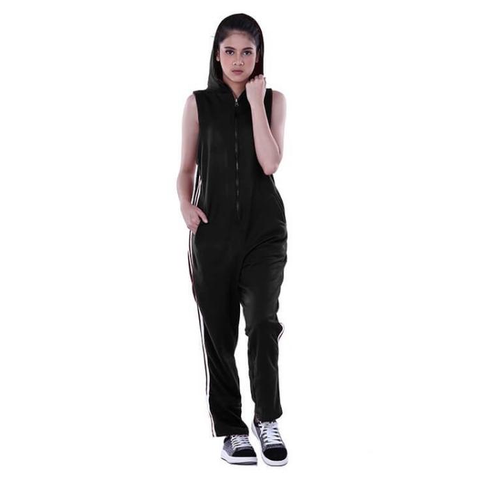 Dress Atasan Kasual Wanita Trainer Distro - H 3238