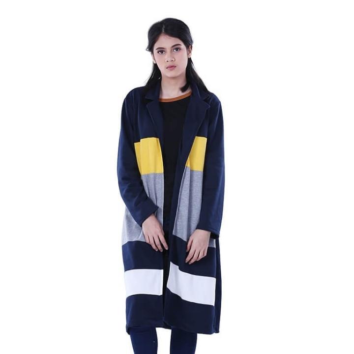 Dress Kasual Wanita Distro - H 2586
