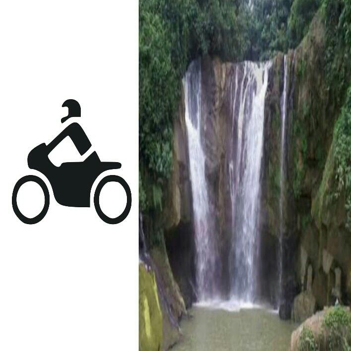 EXPLORE CURUG MUNDING MENGGUNAKAN MOTOR