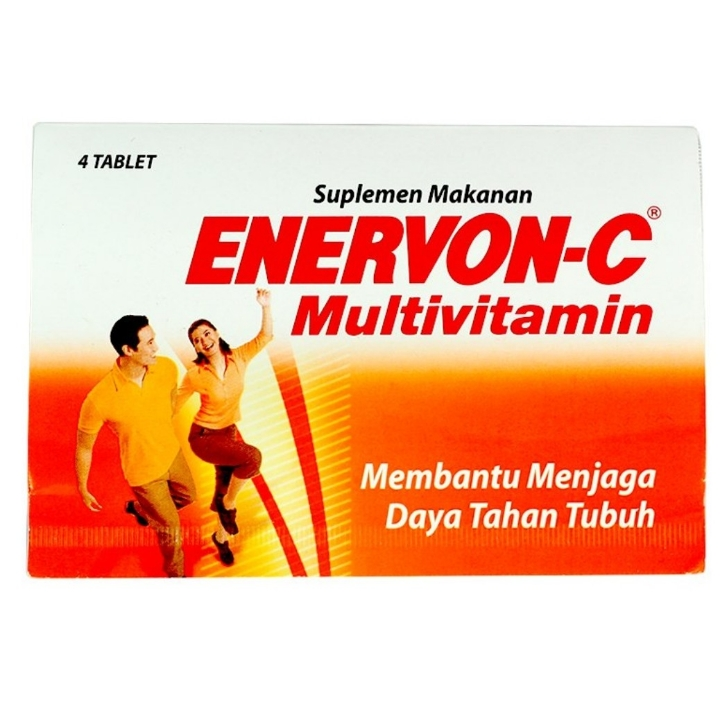 Enervon C Tablet Strip