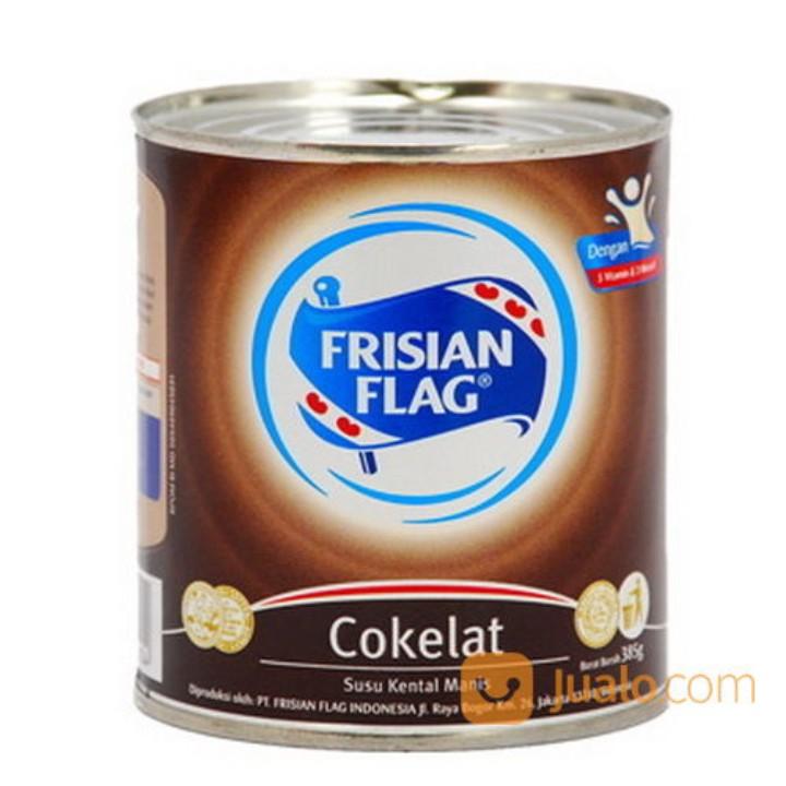 FRISIAN FLAG  COKLAT 370 G