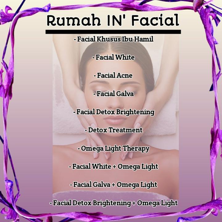 Facial Detox Brightening