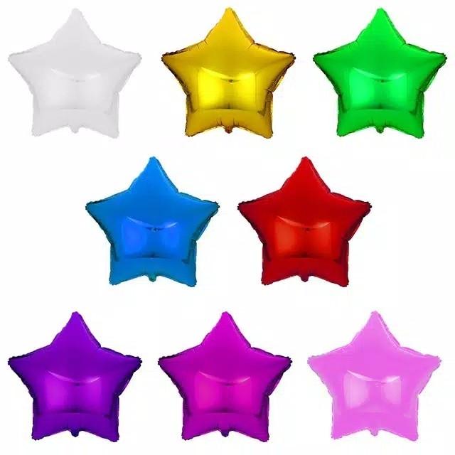 Foil Bintang Size SEDANG