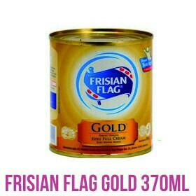Frisian Flag Gold 370 Ml