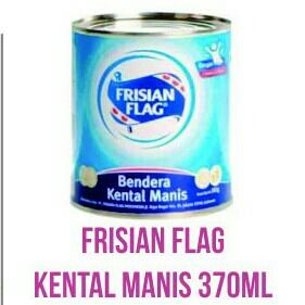 Frisian Flag Kental Manis 370 Ml