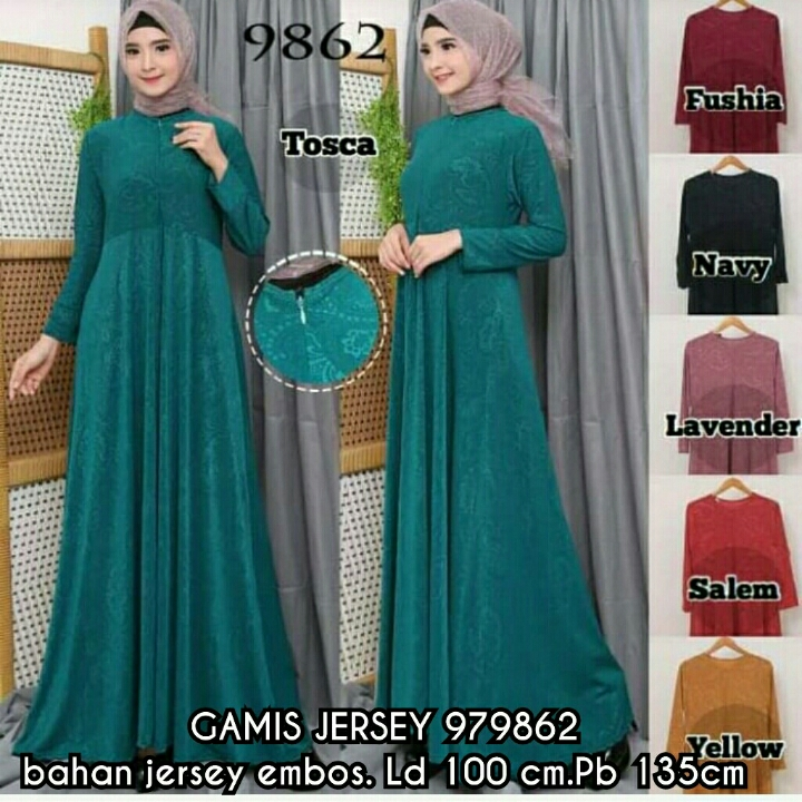 GAMIS JERSEY 9862