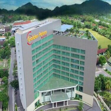 Golden Palace Hotel Mataram