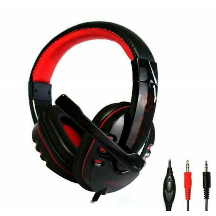 Gaming Headset Plus Mic X90 Nb3 D14