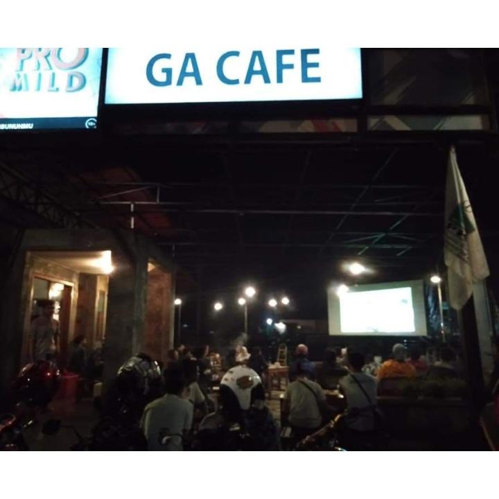 Gladak Abang Cafe