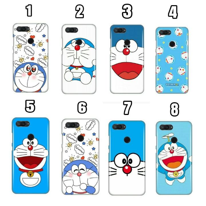 Hardcase 3d Doraemon Bebas Pilih Motif