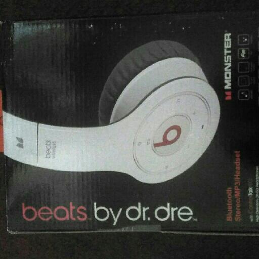 Headset Bando Beats
