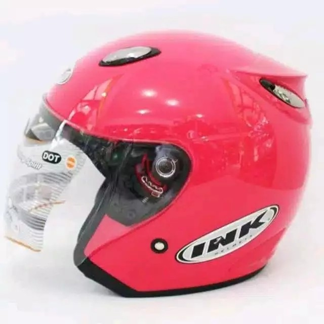Helm INK Centro Basic Pink - Not Ori