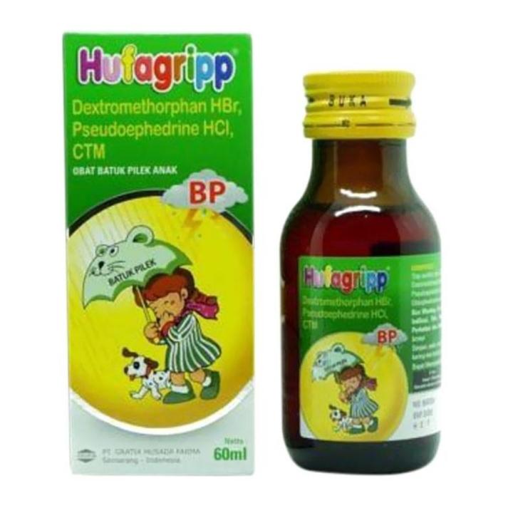 Hufagripp Bp 60ml