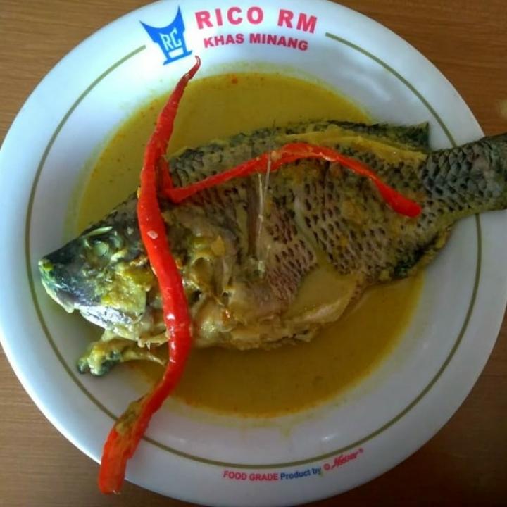 Ikan Jahir Gulai
