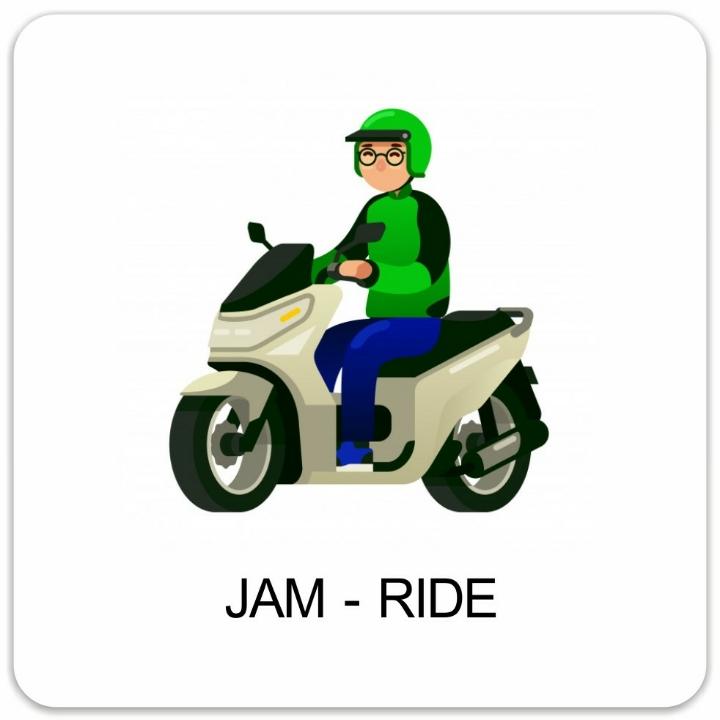 JAM RIDE