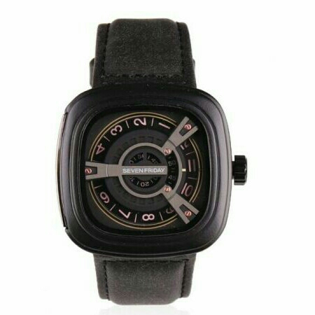 Jam Tangan Casual Man SF 8714