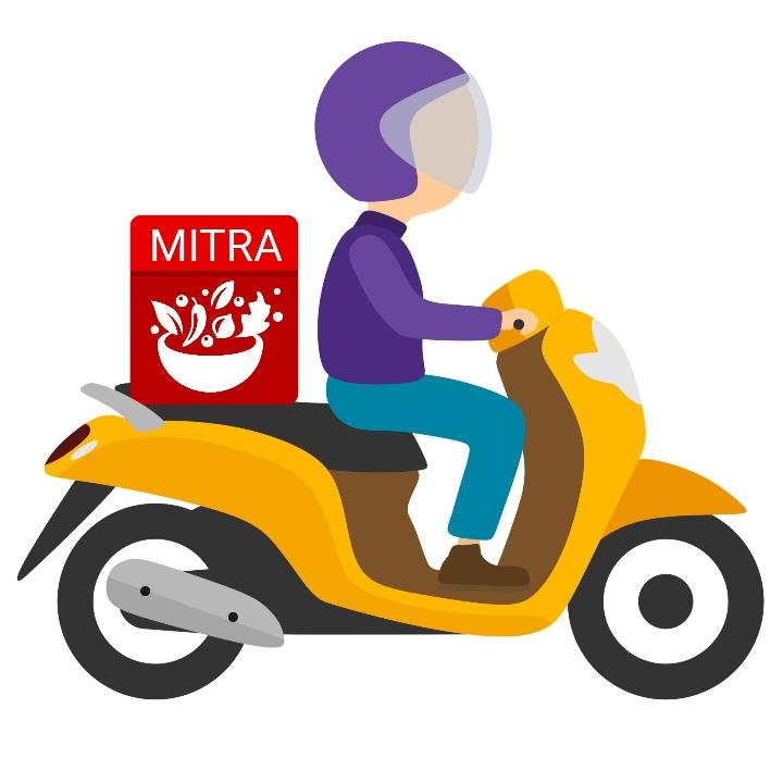 Jasa Antar Paket Mitra
