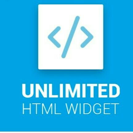 Jasa Pembuatan HTML Widget