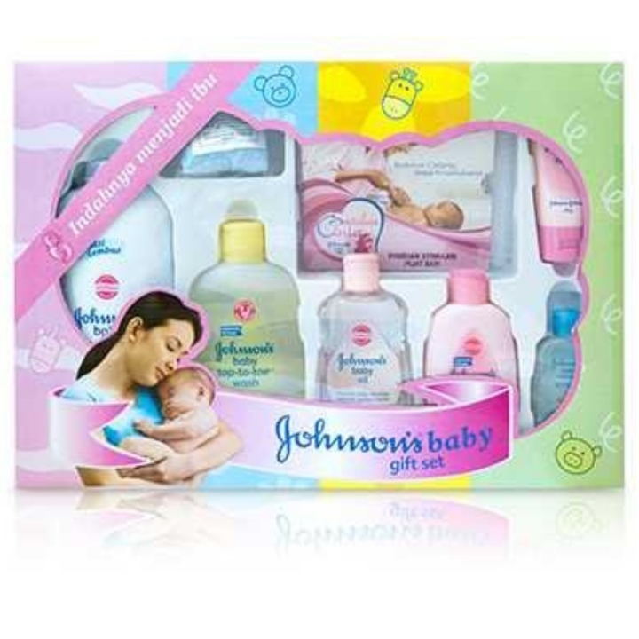 Johnsons Baby Gift Box