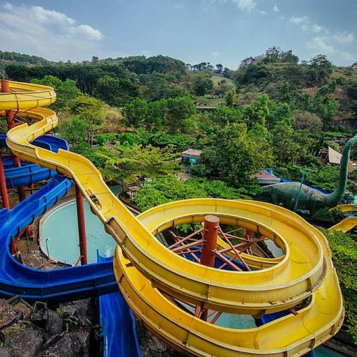 Jungle Toon Waterpark