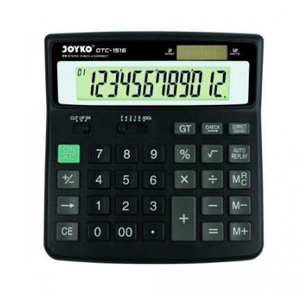 Kalkulator DTC 1313 Original Joyko