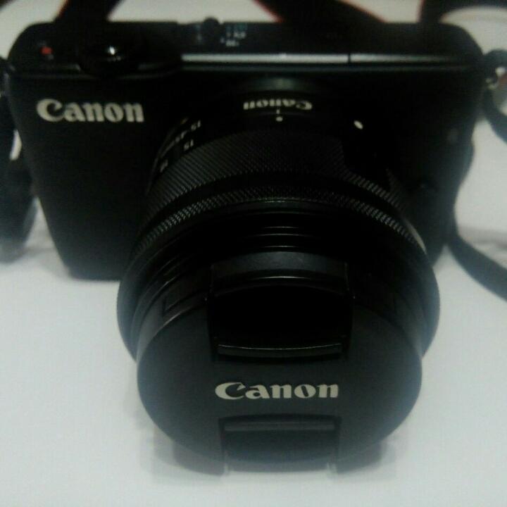 Kamera mirrorless Canon Eos M10 Black