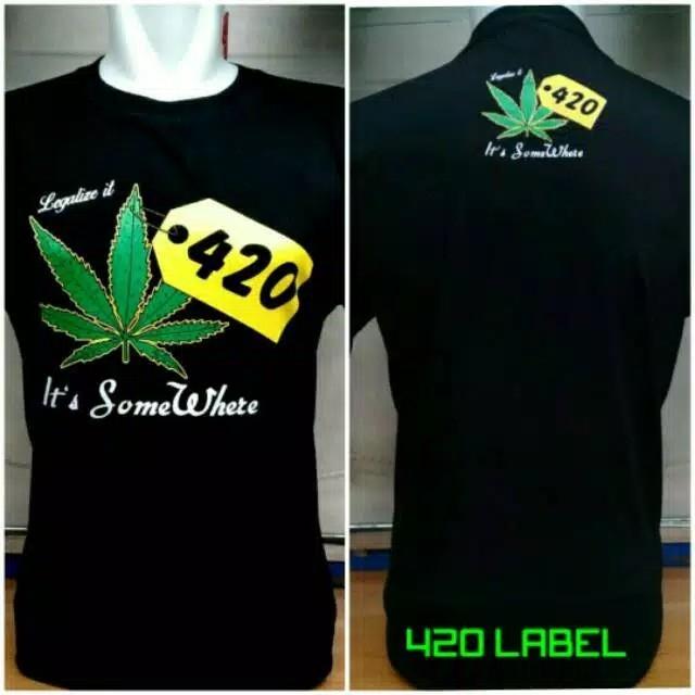 Kaos 420 Label