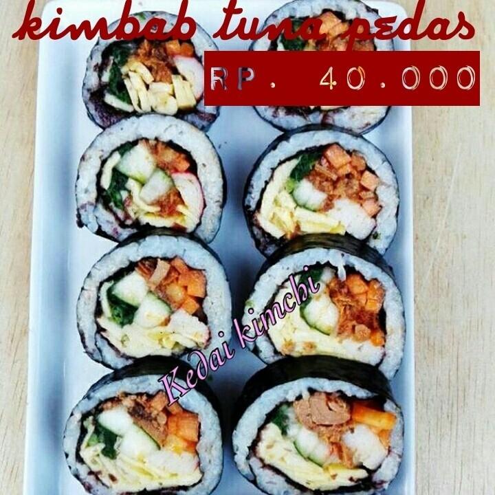 Kimbab Tuna Pedas
