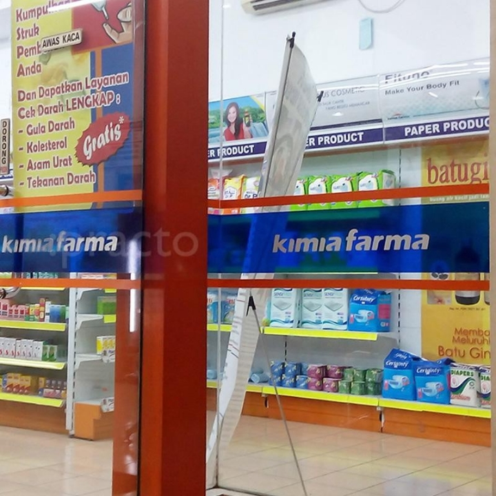 Kimia Farma Sei Seluang