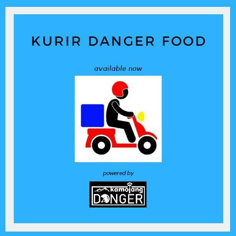Kurir Danger Food