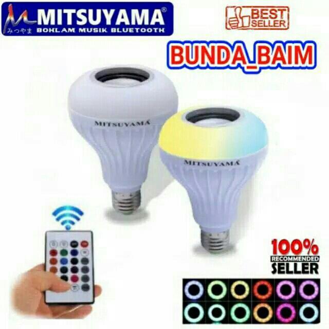 Lampu Disko Bluetooth Dan Musik