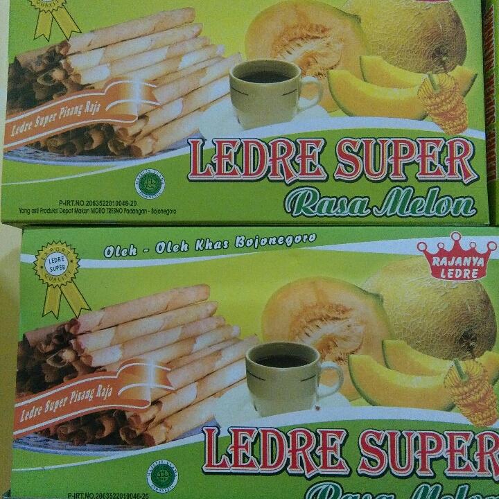 Ledre Super Rasa Nangka N Melon