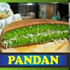 Martabak Pandan Greentea