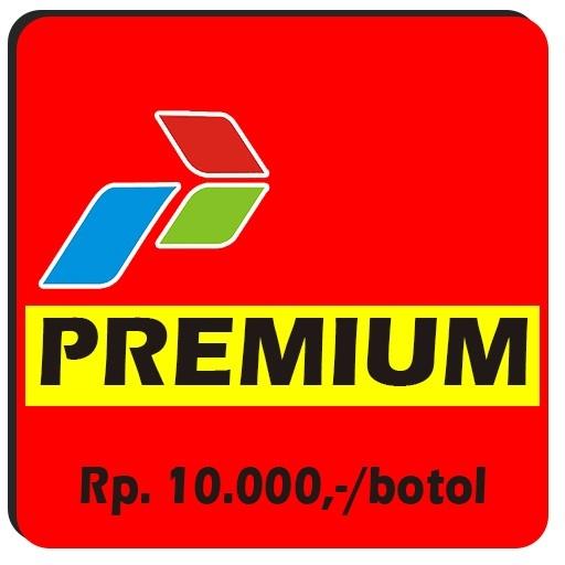 Minyak Premium Bensin
