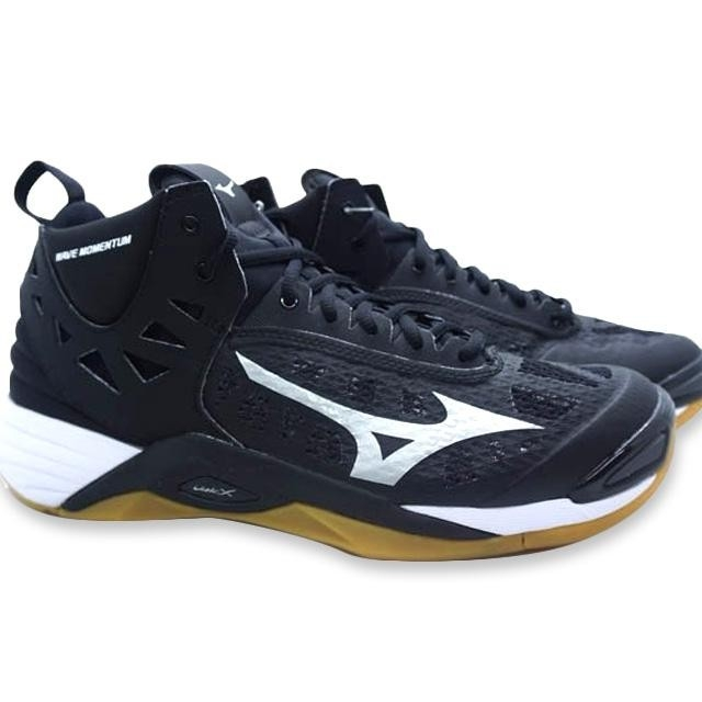 Mizuno Volley Shoes Wave Momentum Mid Sepatu Voli
