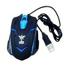 Mouse NYK black and blue s05