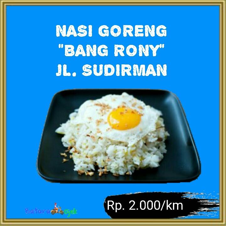 NASI GORENG BANG RONY bundaran smk