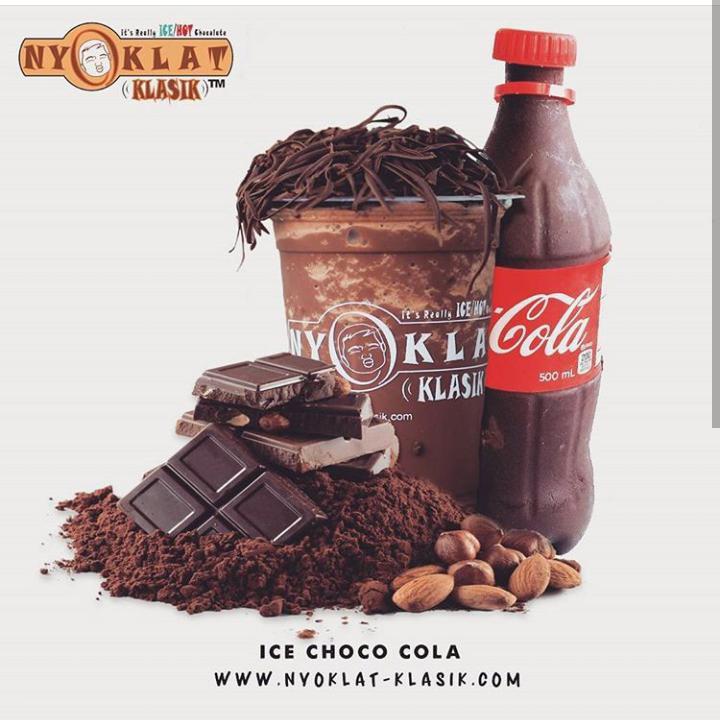 Nyoklat Klasik Coca Cola