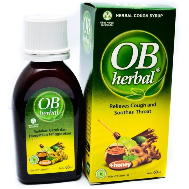 OB Herbal Dewasa 60ml